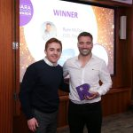 Optima present the Talent Tech Leader of the Year Award